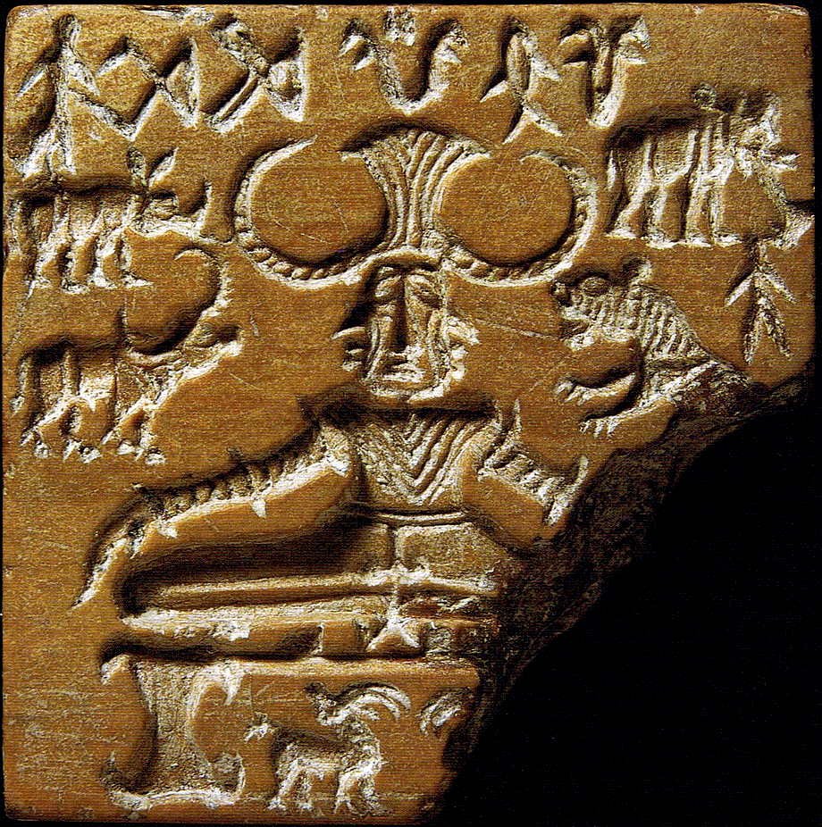 seal of Hindu god Shiva Pashupati