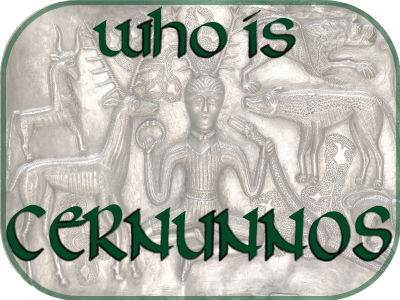 Who is Cernunnos?