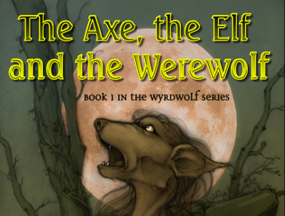 book 1 in the Wyrdwolf series