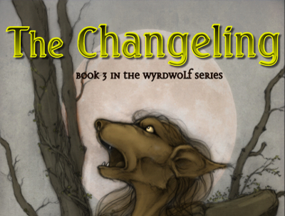 book 3 in the Wyrdwolf series