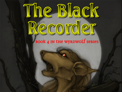 book 4 in the Wyrdwolf series
