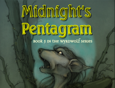 book 5 in the Wyrdwolf series