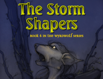 book 6 in the Wyrdwolf series