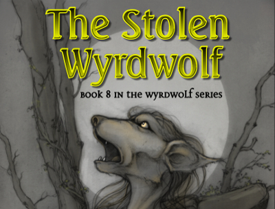 book 8 in the Wyrdwolf series