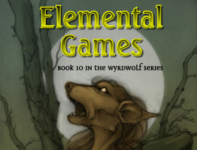 book 10 in the Wyrdwolf series