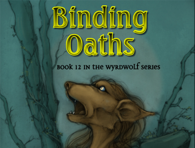book 12 in the Wyrdwolf series